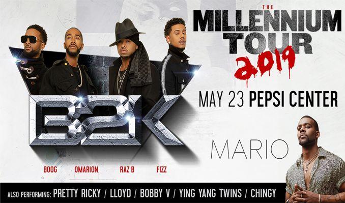 Millennium Tour
