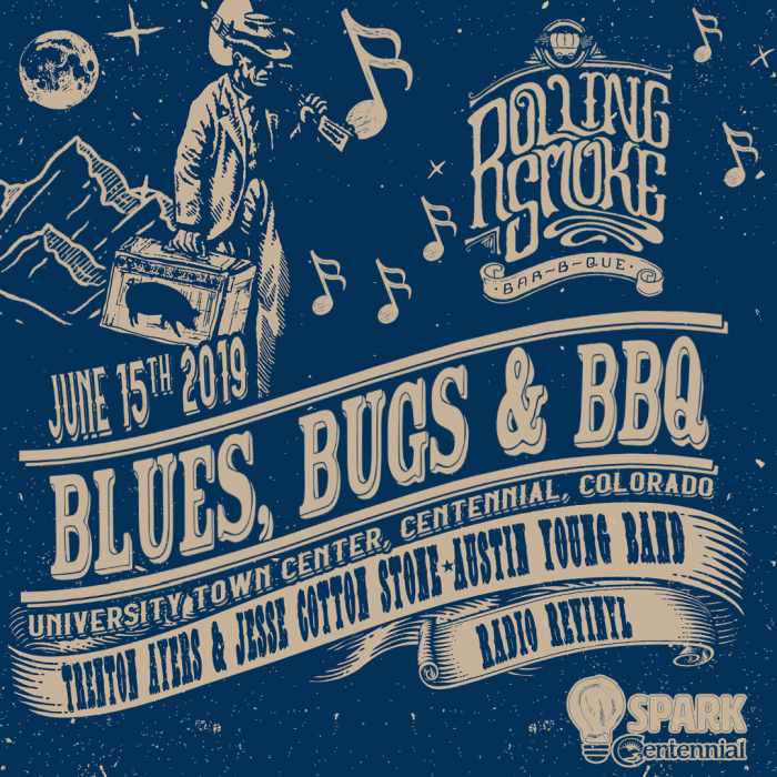 Blues, Bugs & BBQ - KUVO