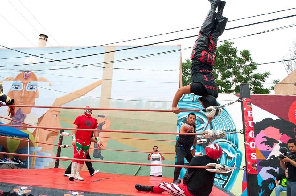 4th Annual Lucha Libre